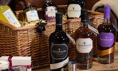 Win a Spirits Hamper from Cotswold