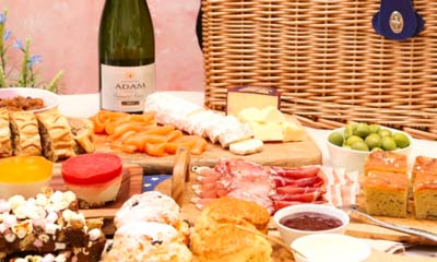 Win a Deluxe Picnic from Noble House