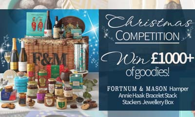 Win a Christmas Hamper from Fortnum & Mason