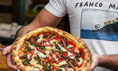 Free Pizza from Franco Manca