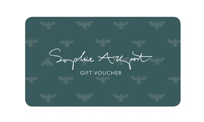 Win Vouchers from Sophie Allport and Fairfax & Favour