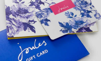 Win a £1,000 Joules Voucher & Great British Holiday