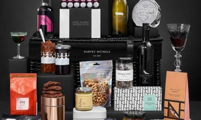 Win a Harvey Nichols Hamper Worth £300