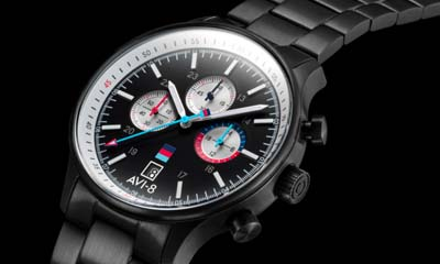 Win a Help for Heroes AVI-8 Watch