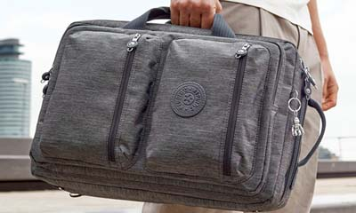Win a Kipling Luggage Bag