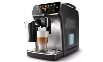 Free Philips LatteGo Automatic Coffee Machine