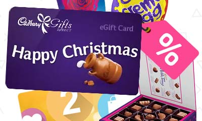 Win Cadbury Chocolate this Christmas