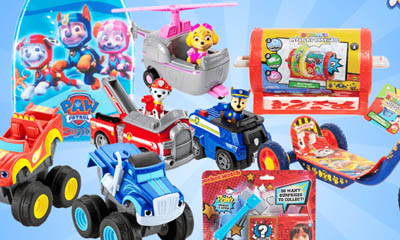 Win a Nick Jr. Toy Bundle