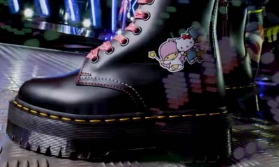 Win Hello Kitty Dr Martens