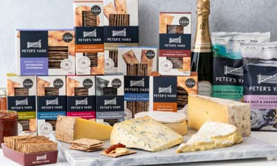 Win a Cheese Lovers Hamper with Peter's Yard