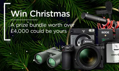 Win a Photography Kit worth £4,000