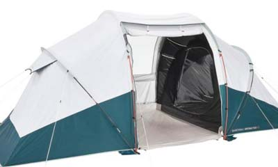 Win a four-person family tent with Jazz Apples