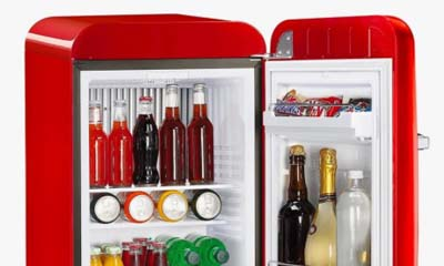 Win a SMEG Beer Fridge with Beer52