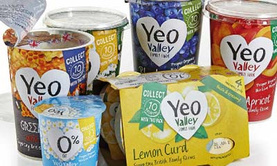 Free Stuff from Yeo Valley