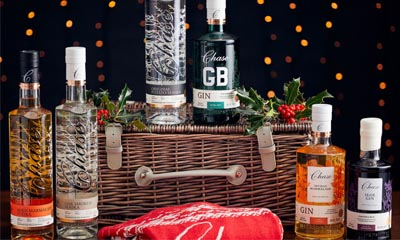 Win a Christmas Spirits Hamper