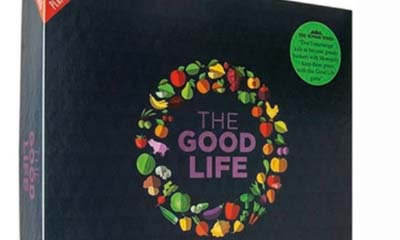 Free The Good Life Board Game