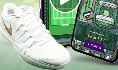 Free Wimbledon Signed Goodies