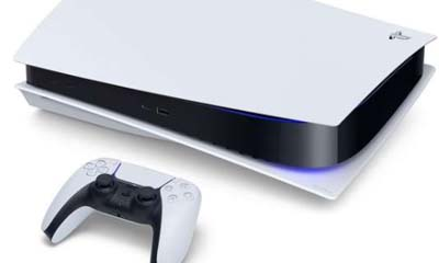 Win a Playstation 5 Games Console